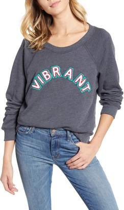 Wildfox Couture Sommers Vibrant Sweatshirt