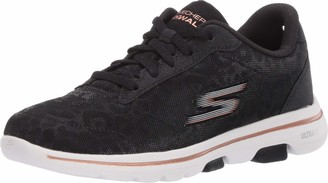 Skechers Girl's GO Walk 5 Wild Trainers