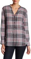 Soft Joie Long Sleeve Plaid Shirt
