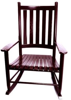 Gracie Oaks Thor Rocking Chair