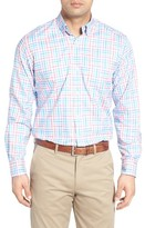 Tailorbyrd Men's Senagal Check Sport Shirt