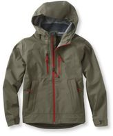 L.L. Bean Boys' Pathfinder Waterproof Shell Jacket