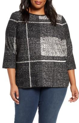 Ming Wang Tunic Sweater