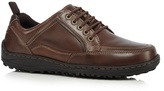 Hush Puppies Brown 'belfast Oxford' Lace-up Shoes