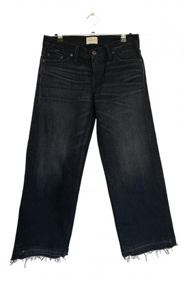Simon Miller Black Cotton Jeans