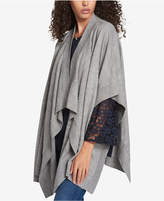 Tommy Hilfiger Open-Front Poncho, Created for Macy's