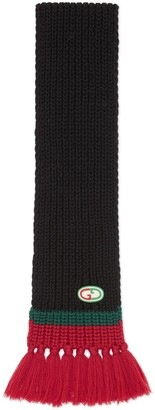 Gucci Children's wool scarf
