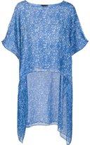 Thomas Wylde 'Instant' blouse - women - Silk - XS