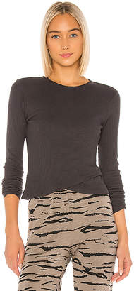 Monrow Baby Thermal Cross Over Top