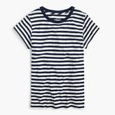 J.Crew Vintage cotton crewneck T-shirt in stripe