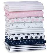 Nautica Mix & Match Nautical Fitted Crib Sheet Collection