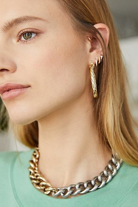 Free People Mega Chain Necklace