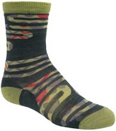 Smartwool Slithering Snakes Socks - Merino Wool, Crew (For Little and Big Boys)
