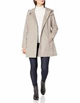 Cole Haan Women's Hooded Trenchcoat