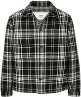 Ami Paris Chest Pockets Buttoned Jacket