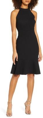 Sam Edelman Halter A-Line Dress