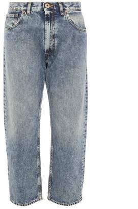 Maison Margiela Washed Boyfriend Jeans