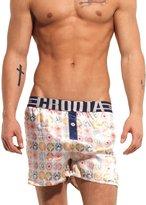 Croota Mens Underwear, Boxer Shorts, Low Rise, Stylish Waistband, TR01L