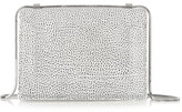 3.1 Phillip Lim Soleil Mini Textured-leather Shoulder Bag - White