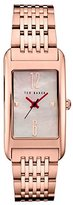 Ted Baker Women's ' Quartz Stainless Steel Dress Watch, Color:Rose Gold-Toned (Model: 10031188)