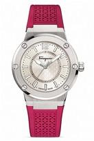Salvatore Ferragamo F-80 Stainless Steel Watch, 33mm