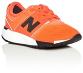 New Balance Boys' 247 Omni Lace Up Sneakers - Walker, Toddler