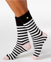 Kate Spade Women's Saturday Stripe Socks