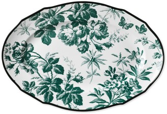 Gucci Herbarium hors d'oeuvre plate