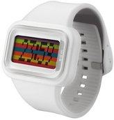 o.d.m. Unisex DD125-2 Rainbow Personalized Digital Watch