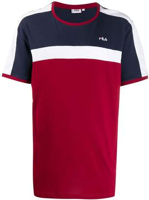 Fila logo jersey T-shirt