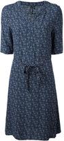 Woolrich printed shirt dress