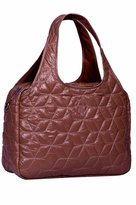 Lassig 4Family Glam Global Diaper Bag - Cognac