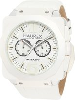 Haurex Italy Men's Athenum Aluminum And PVD Stainless Steel Watch 9W372UWW