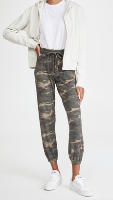 LnA Camo Brushed Joggers
