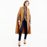 J.Crew Collection wool-cashmere cape