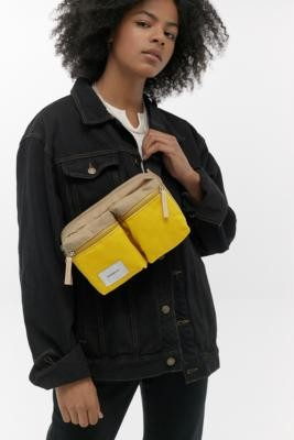 SANDQVIST Paul Yellow Bum Bag - Yellow ALL at Urban Outfitters