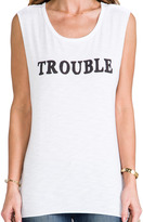 Feel The Piece x Tyler Jacobs Trouble Muscle Tank