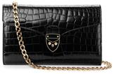 Aspinal of London Women's Manhattan Clutch Bag Black