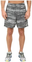 "New Balance 7"" Stretch Woven Print Shorts"