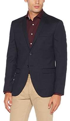 Selected Men's SHDONE-MYLOREX3 DK Navy Blazer NOOS Suit Jacket, Blue Dark