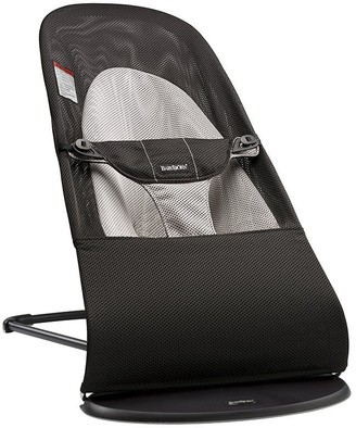 BABYBJÖRN Bouncer Balance Soft Mesh Black/Grey