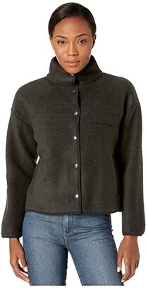 The North Face Cragmont Fleece Jacket (TNF Black) Women's Coat