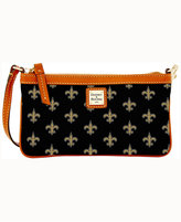 Dooney & Bourke New Orleans Saints Large Wristlet