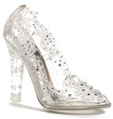 Dolce & Gabbana 'Glass Slipper' Pump (Women)