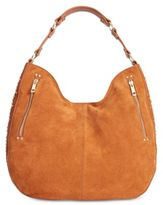 INC International Concepts Delaney Large Stud Hobo, Created for Macy's