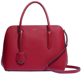 Radley Liverpool Street 2.0 Medium Zip Top Satchel Bag