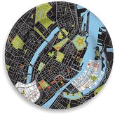 notNeutral Copenhagen Porcelain City Plate
