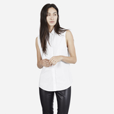 Everlane The Poplin Sleeveless