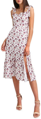 Belle & Bloom Summer Storm Midi Dress