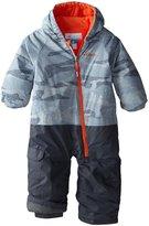 Columbia Little Dude (Toddler) - Tradewinds Grey-4T